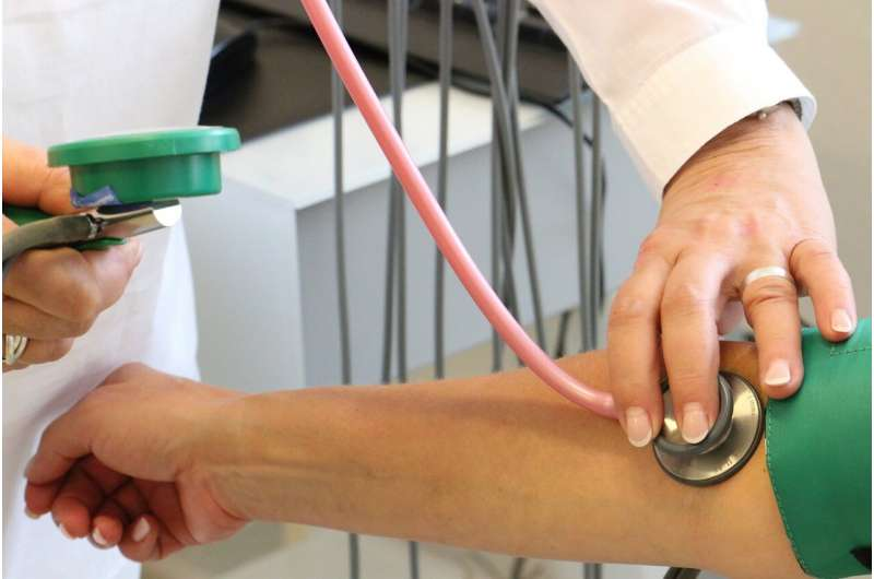 There's no place like home…to track blood pressure